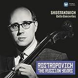Shostakovich: Cello Concertos Nos. 1 & 2 [The Russian Years]