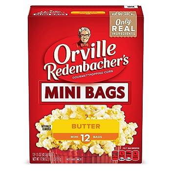 Orville Redenbacher's Butter Popcorn Kernel