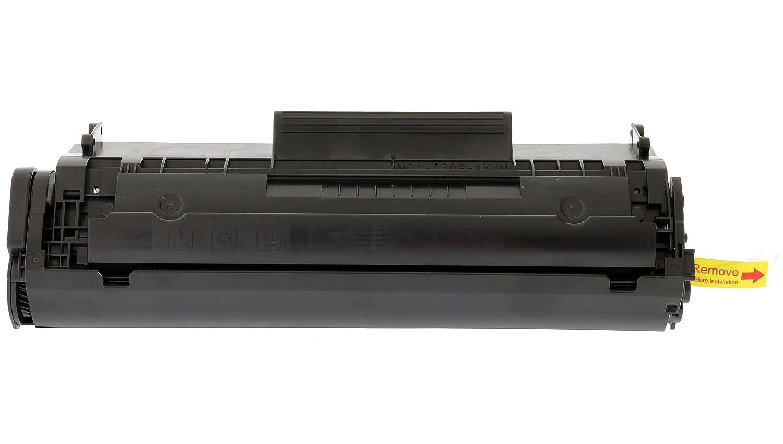 TONER EXPERTE® Compatible Q2612A 12A Cartucho de Tóner Láser para ...
