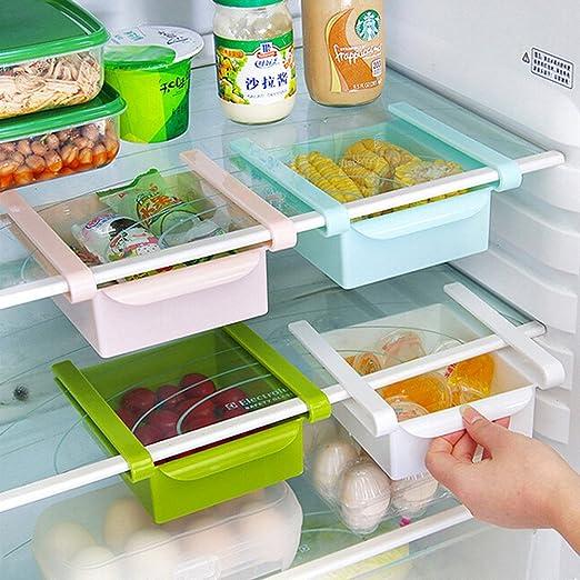 HapiLeap Refrigerador Cajón Organizador Cocina Refrigerator ...