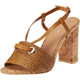 Shoexpress Braided Block heels For Women