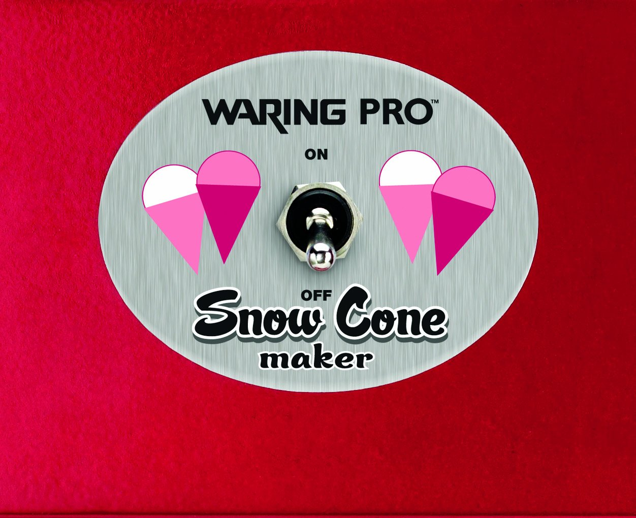 Waring Pro SCM100 Professional Snow Cone Maker by Waring (Image #3)