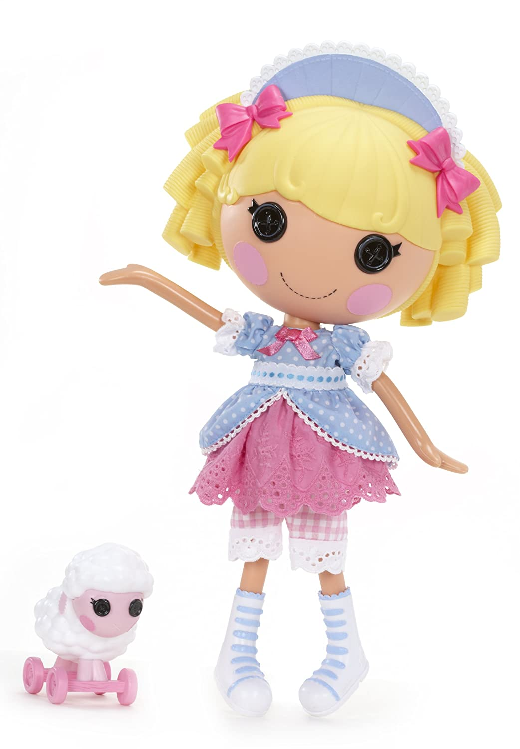 amazon com lalaloopsy doll little bah peep toys u0026 games