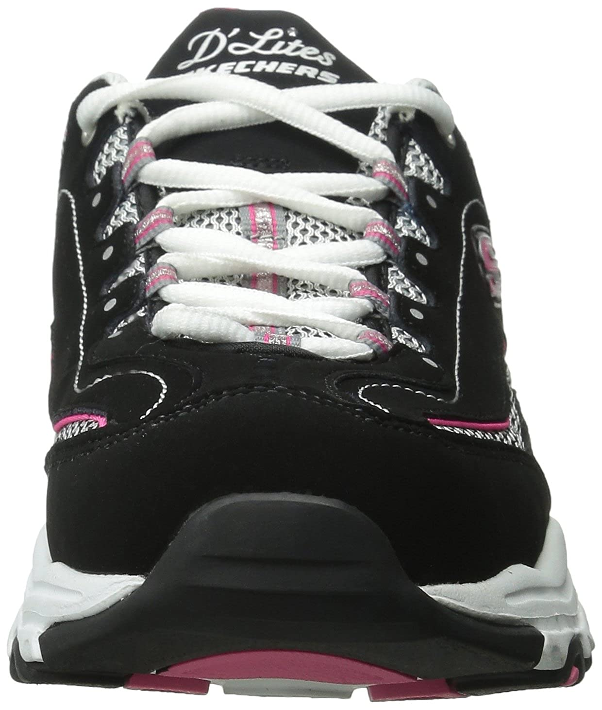 Skechers-D-039-Lites-Women-039-s-Casual-Lightweight-Fashion-Sneakers-Athletic-Shoes thumbnail 94