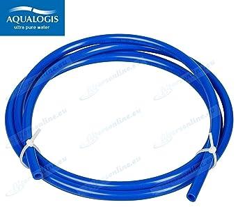 """10 m azul Tubo de agua 1/4 """"para sistemas de ósmosis,"""