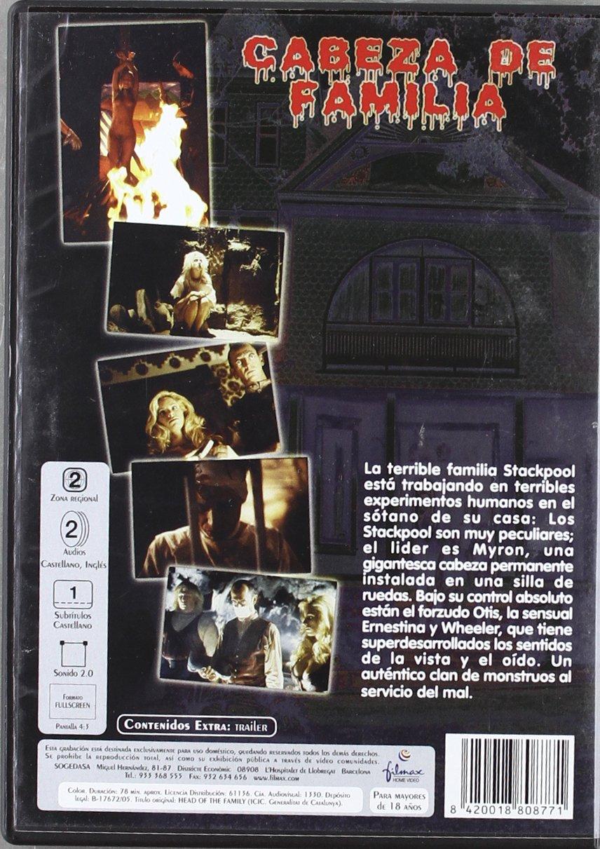 Amazon.com: Cabeza De Familia (Import Movie) (European Format - Zone ...