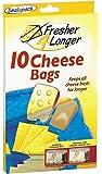 Sealapack frais plus longtemps Sacs de fromage, 10 Pack