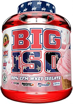 BIG ISO Aislado Proteína - 2000 gr