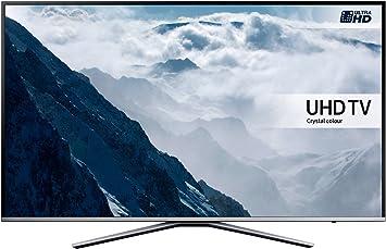 SAMSUNG TV 55 Pulgadas ue55ku6400 Serie 6 Color de los Cristales uhd: Amazon.es: Electrónica