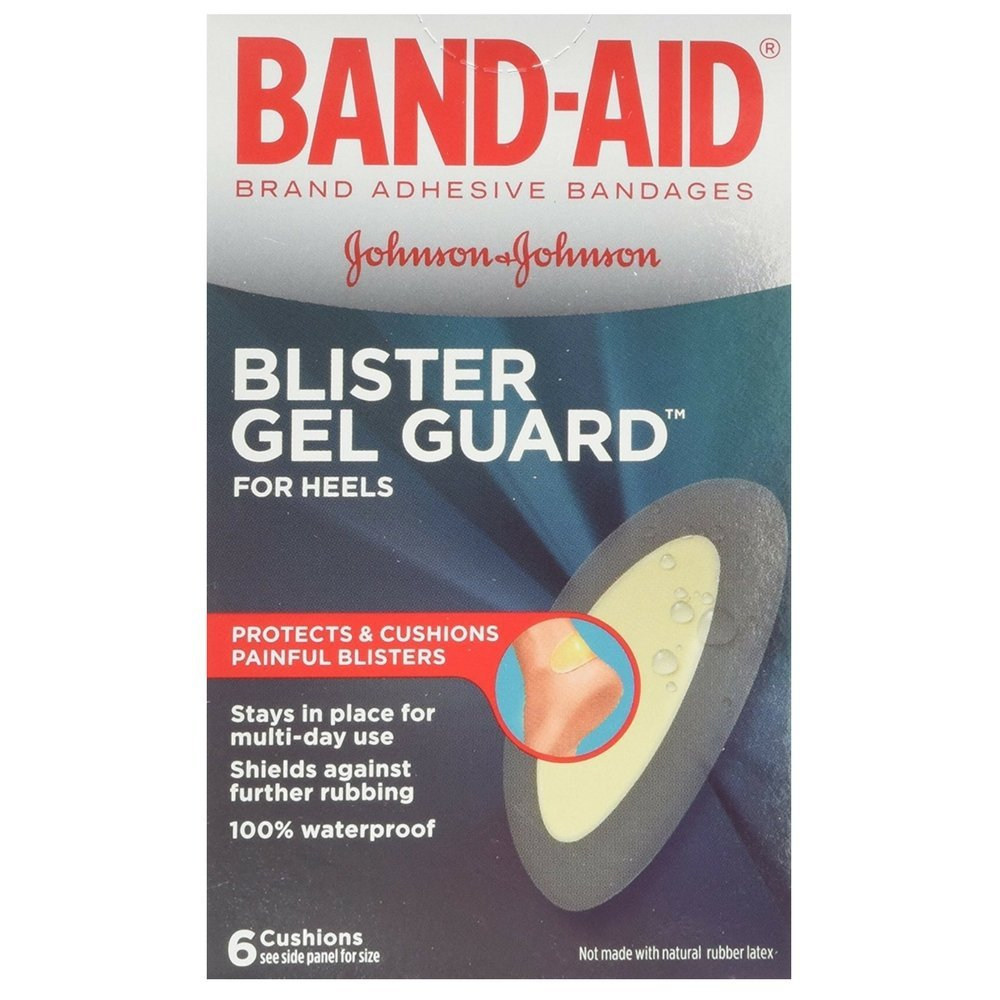 BAND-AID Advanced Healing Bandages Blister 6 ea (Pack of 2)
