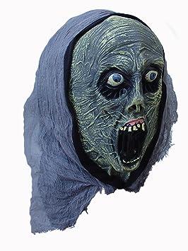 Cesar 10583 - Máscara de zombie con capucha para adulto