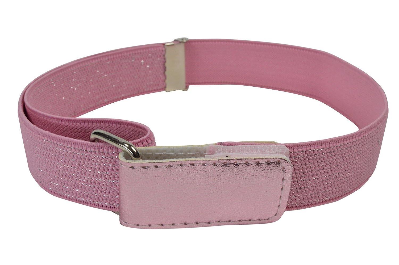 Olata Cintura Elasticizzata per Bambine 1-6 Anni con Apertura Hook /& Loop