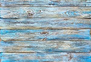 OFILA Vintage Wood Backdrop 6x4ft Rustic Wood Photos Background Wooden Wall Photos Hardwood Floor Background Wooden Plank Board Rustic Party Decoration Kids Photo Shoot Newborn Photography Props