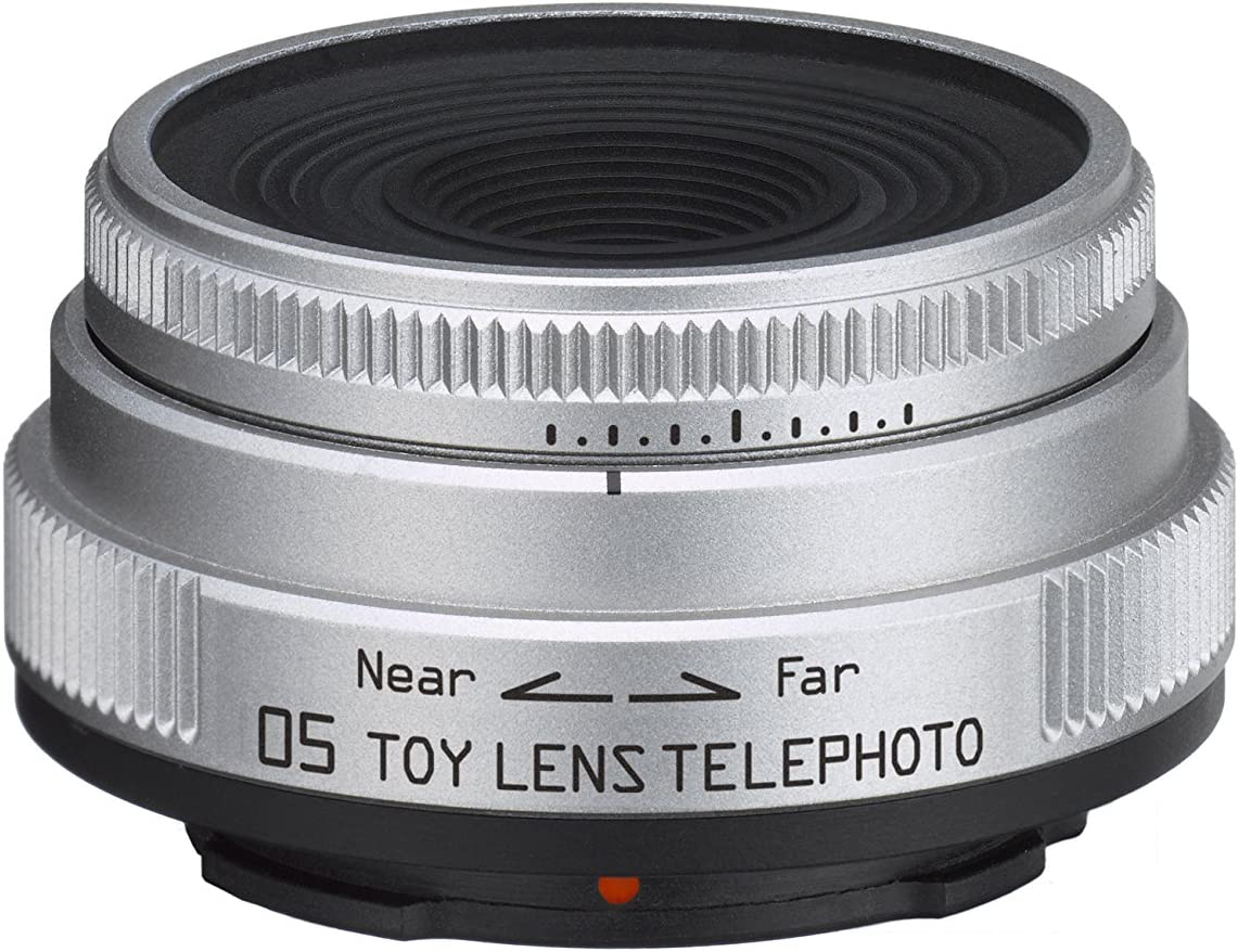 Pentax 18mm F8 Toy Lens Telephoto for Q System