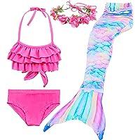 Always beautiful Sirena bañador Verano Playa de Entretenimiento Chica Set Brillante y de Moda