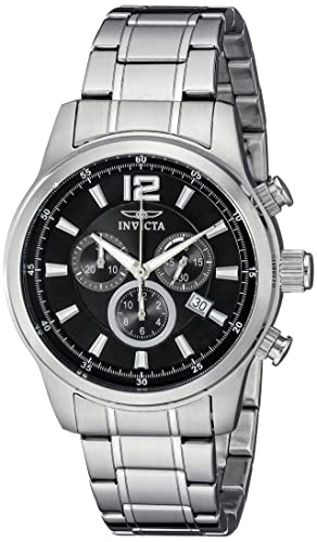 Invicta Mens 0790 II Collection Chronograph Stainless Steel Watch