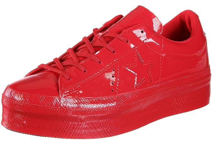 Converse One Star Platform OX W Schuhe: : Schuhe