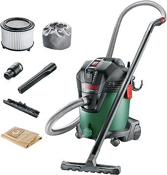 Bosch Home and Garden 06033D1200 Aspiradora, 1200 W, Verde: Amazon.es: Bricolaje y herramientas