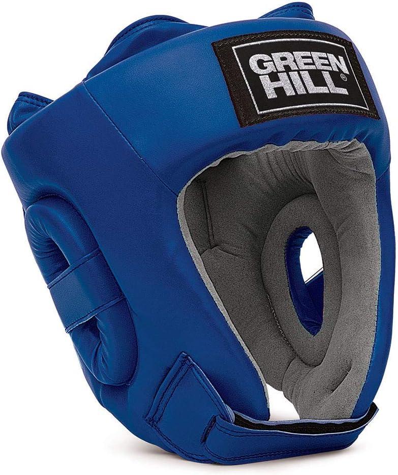 GREEN HILL Training Caschetto da Boxe Unisex Adulto