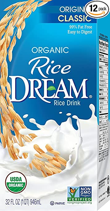 Rice Dream Classic Original Organic Rice Drink