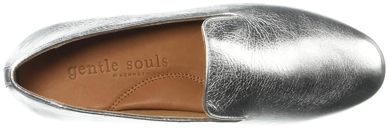 Gentle Souls Womens Eugene Flat Loafer
