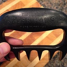 Amazon.com: Original BEAR PAWS Pulled Pork Shredder Claws ...