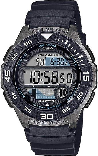 Casio Watch WS 1100H 1AVEF: : Montres  q1Ai1