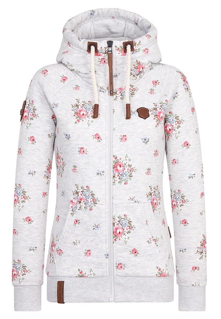 Naketano Female Zipped Jacket der Schein trügt