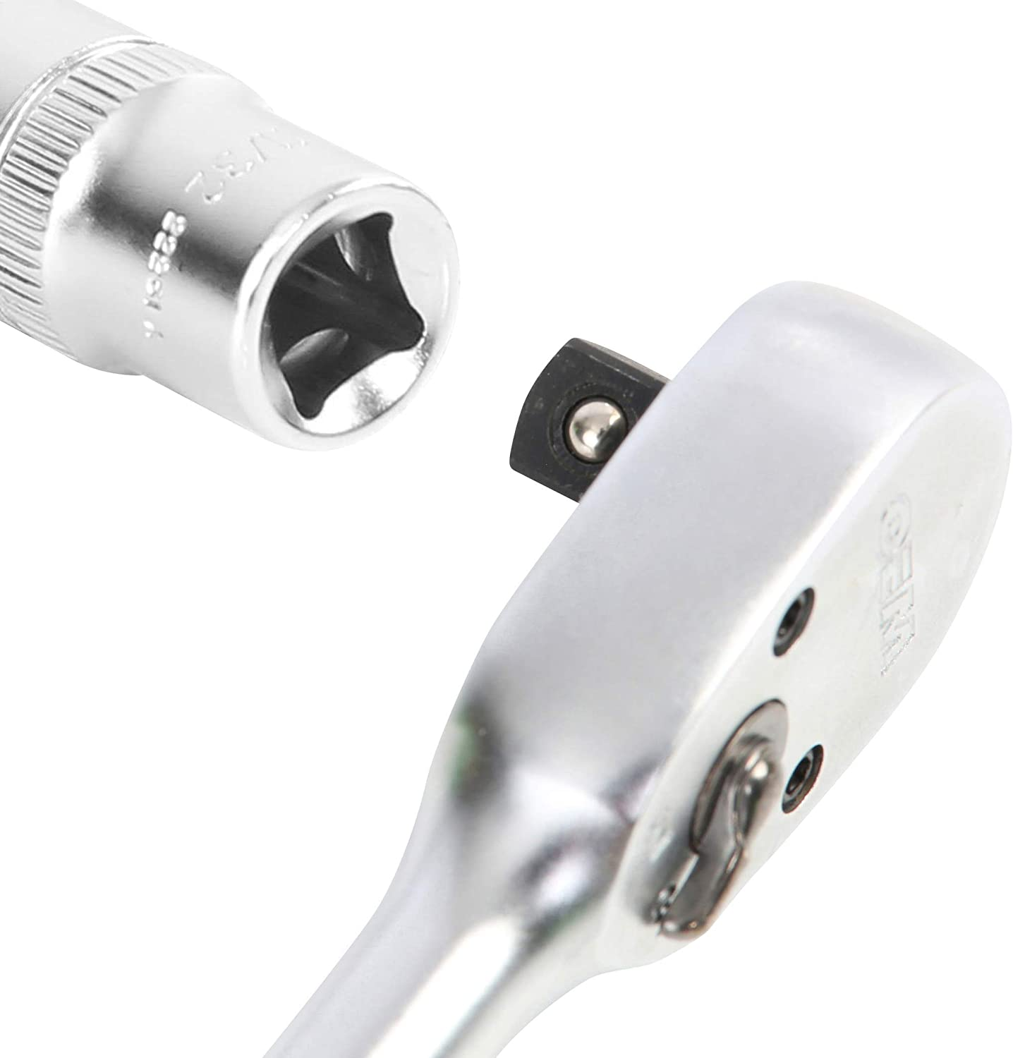 in Your Automobile Resists Rust Deep Socket Accesses Hard to Reach Fasteners OEMTOOLS 22260 Deep 5//16 Inch Socket 6 Point and at Work Remove /& Drive Bolts Commonly Used at Home 1//4 Drive