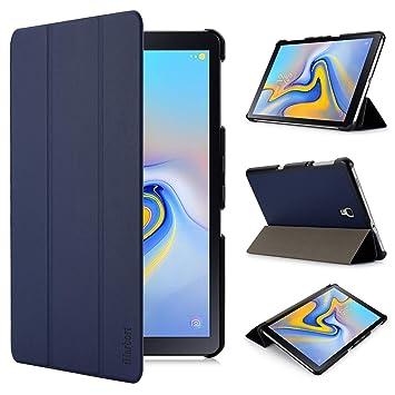 f737a7f9ae49a iHarbort Samsung Galaxy Tab A 10.5 Pouce Coque Étui Housse (Sortie 2018 SM -T590N