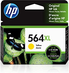 HP 564XL | Ink Cartridge | Yellow | CB325WN