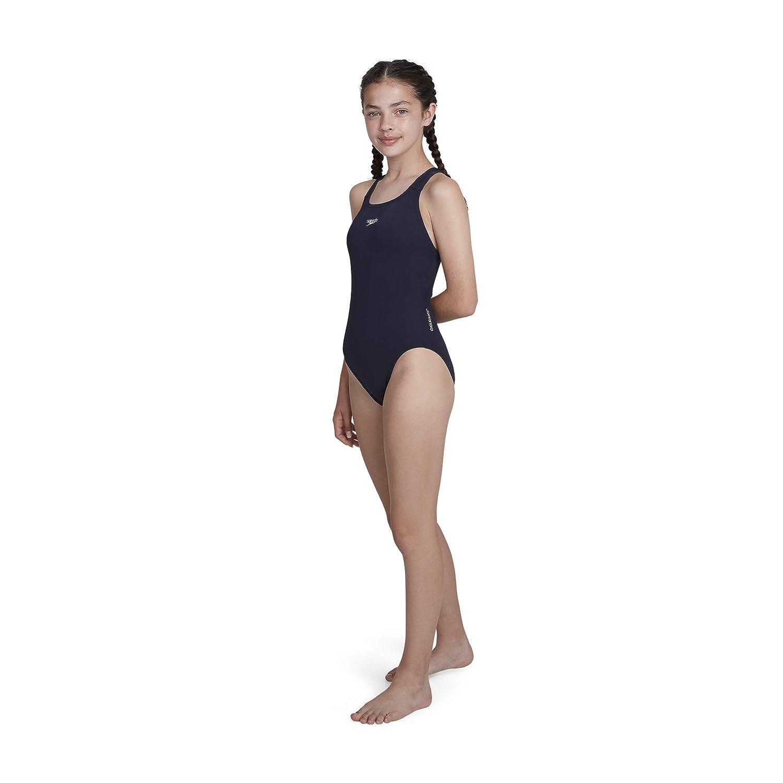 Speedo Girls Essential Endurance Plus Medalist Swimwear