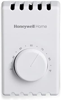 Honeywell Manual 4 Wire Premium Baseboard/Line Volt Thermostat