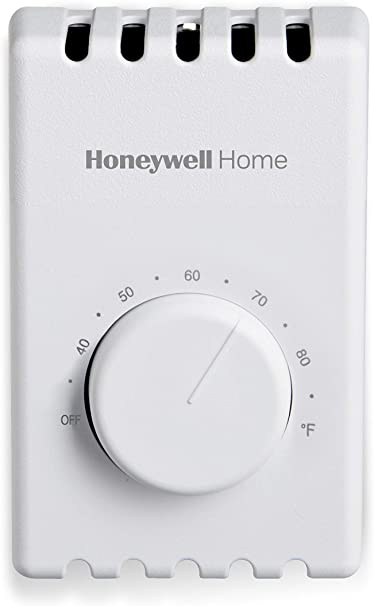 Honeywell Home Ct410b Manual 4 Wire Premium Baseboard Line Volt Thermostat Ct410b1017 Programmable Household Thermostats Amazon Com