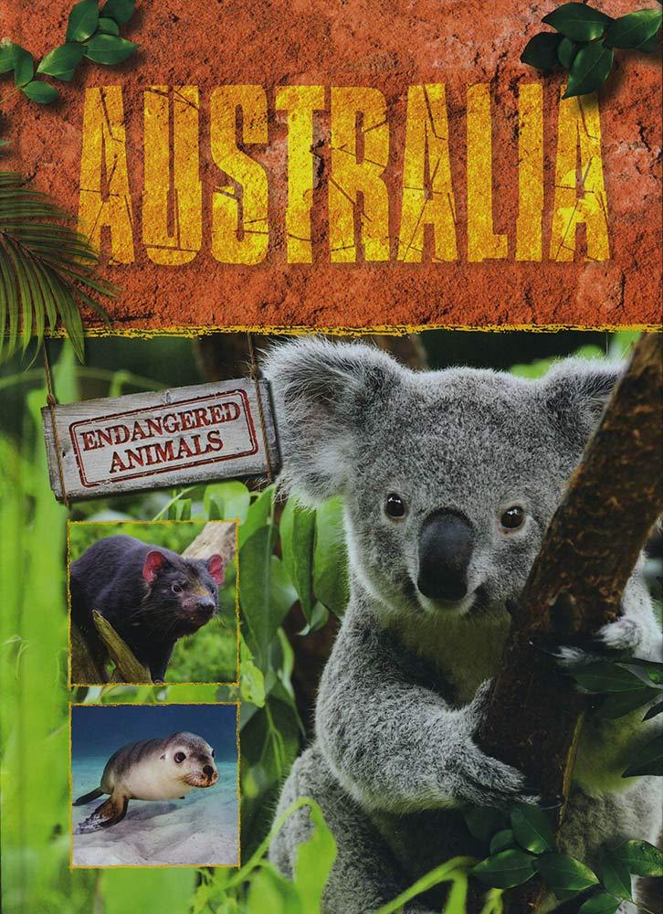 Australia  Endangered Animals
