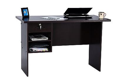 Deckup Giona Office Desk and Study Table (Dark Wenge f58e57d6b