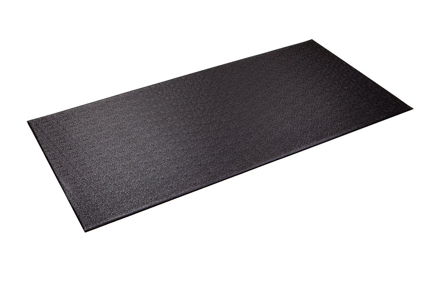 Supermats Heavy Duty Equipment Mat 13GS Made in U.S.A. for Indoor Cycles Recumbent Bikes Upright Exercise Bikes and Steppers  (2.5 Feet x 5 Feet) (30-Inch x 60-Inch)  (76.2 cm x 152.4 cm) by SuperMats (Image #2)