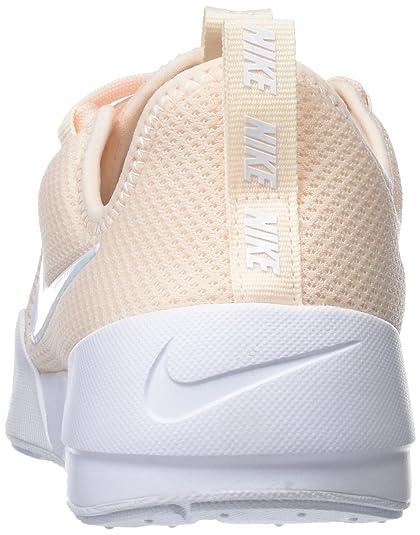 new arrival 8b031 b2e84 Amazon.com  Nike Ashin Modern Womens Lifestyle Shoes Size US 7.5 M Guava  IceWhite  Aj8799 800  Road Running