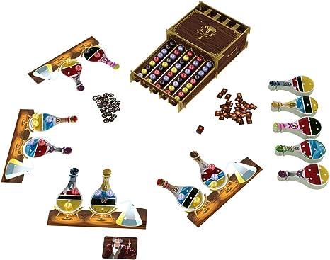 Potion Explosion - English: Amazon.es: Juguetes y juegos