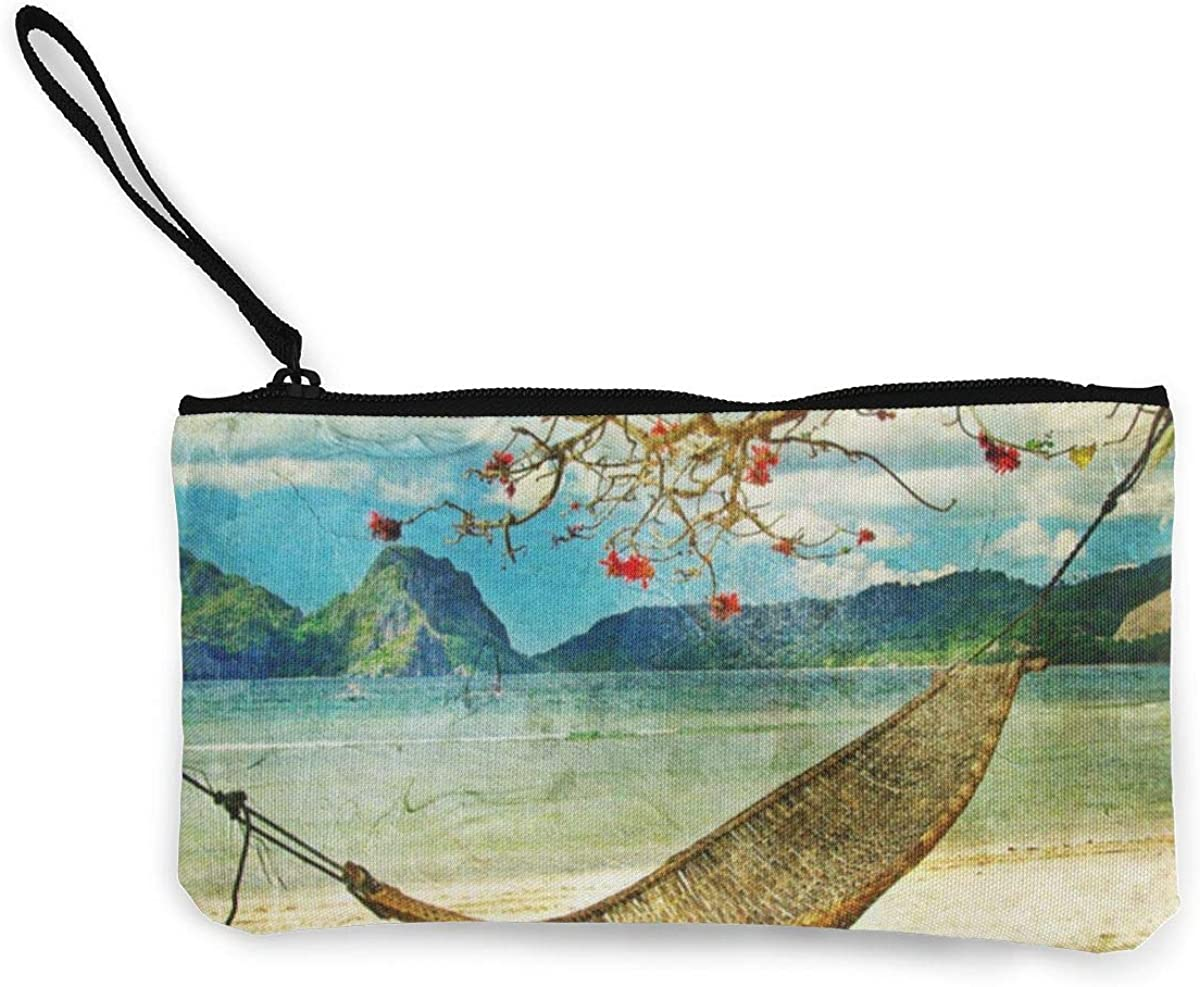 Coin Purse Artwork Painting...