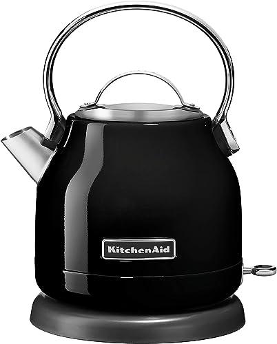 KitchenAid KEK1222PT 1.25 liter electric kettle comes with LED lights