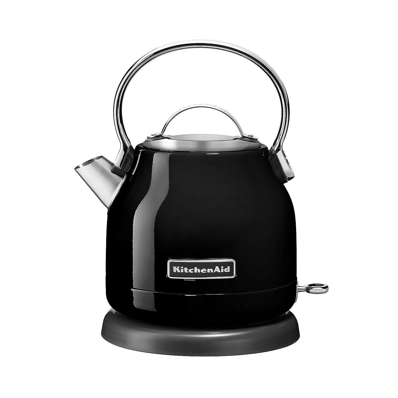 Super Kitchenaid Kek1222Ob 1 25 Liter Electric Kettle Onyx Black Download Free Architecture Designs Grimeyleaguecom