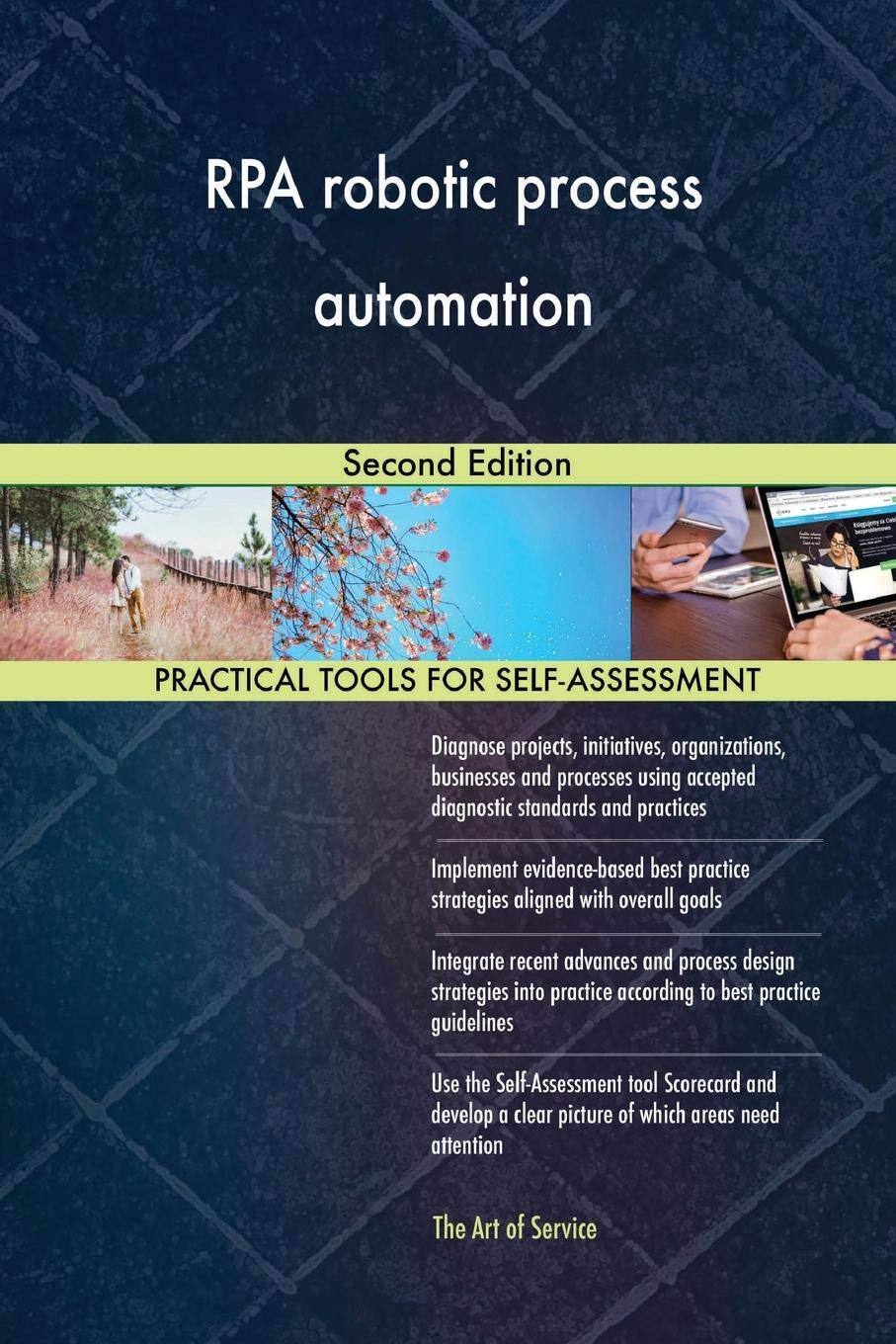 RPA robotic process automation Second Edition: Gerardus