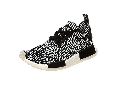adidas Unisex Kinder NMD_r1 Pk Sneakers
