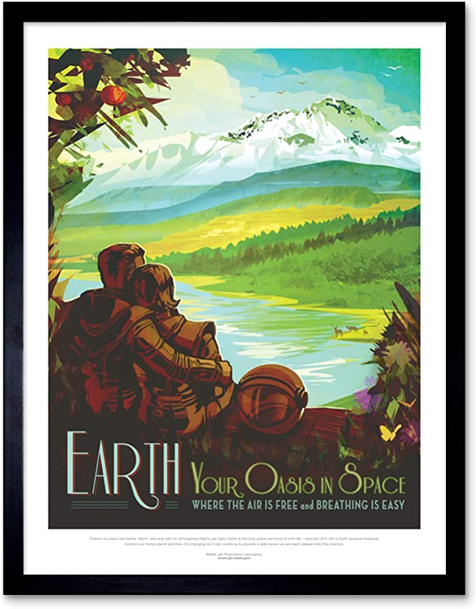 NASA POSTER SPACE X EXPLORATION TRAVEL AD PACK x 18  POSTERS ART PRINTS HP3842