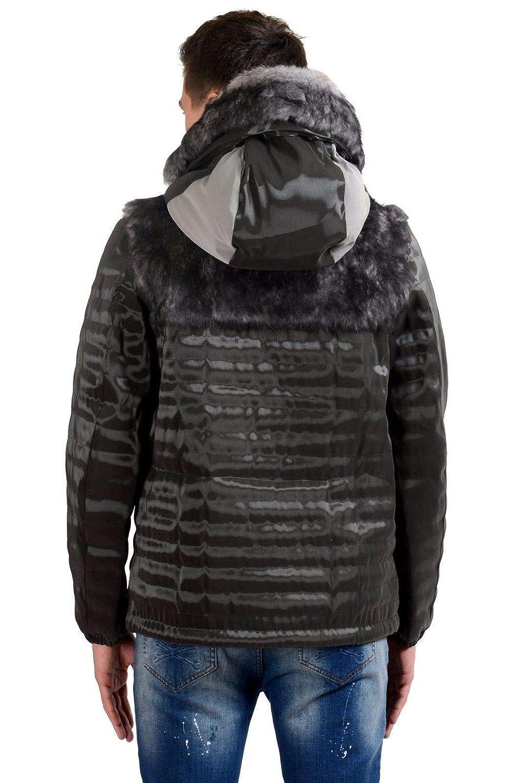 Amazon.com: Moncler - Chaqueta con capucha y cremallera ...