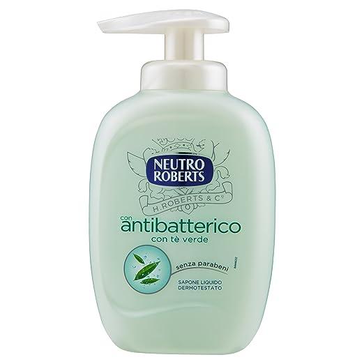 13 opinioni per Neutro Roberts- Sapone Liquido, Con Antibatterico con Tè Verde, Igiene Delicata-