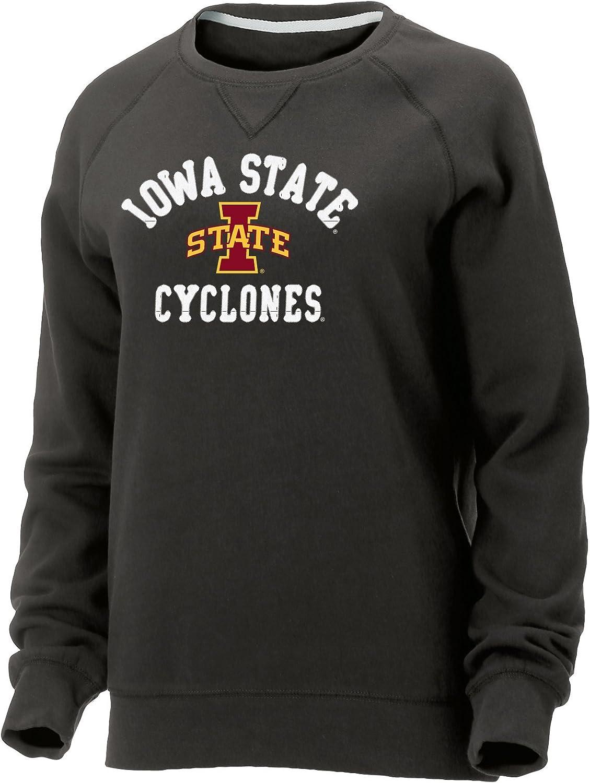 NCAA Womens Hot Shot Crew Neck Sweatshirt