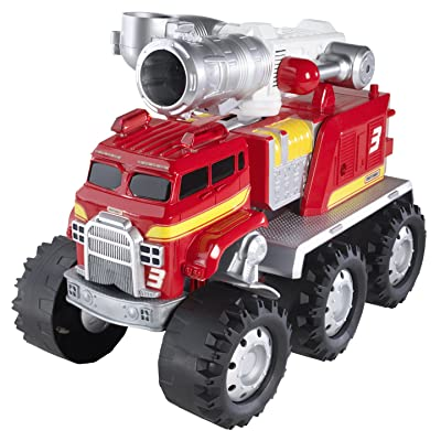 Matchbox Smokey The Fire Truck: Toys & Games