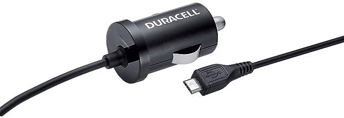 Amazon.com: Micro USB 1 A cargador de coche con cable micro USB